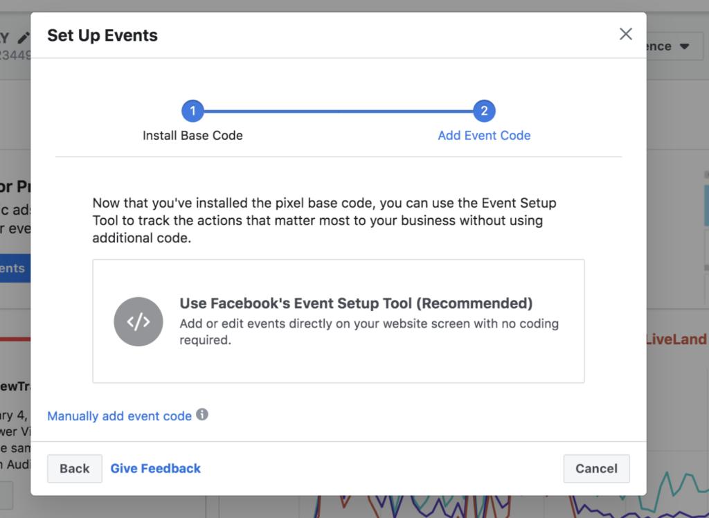 Set up Facebook Event Pixel Code Pt. 1