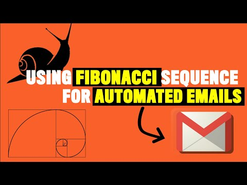 Automated Fibonacci Email Sequence Video